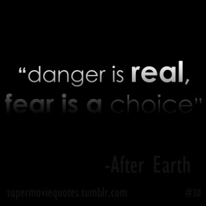 after earth quotes