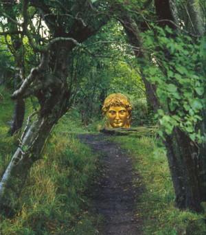 Ian Hamilton Finlay - Little Sparta Garden: