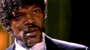 Samuel L. Jackson as Jules Winnfield in Pulp Fiction (1994)