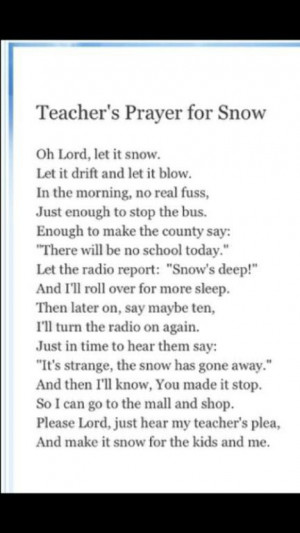Quotes About Snow Days