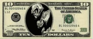juggalo money Image