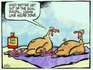 thanksgiving funny cartoons