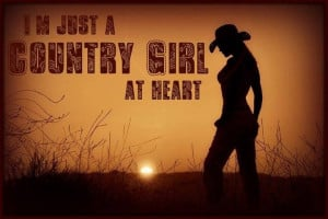 just a Country Girl at Heart