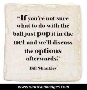 Famous basketball...