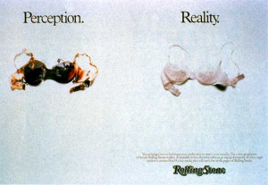 Perception : is reality