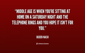 Quotes About Age Home