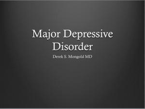 Major Depressive Disorder Quotes. QuotesGram