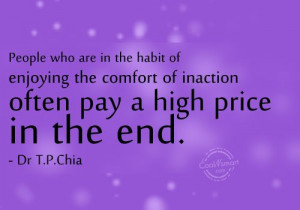 Laziness Quote: People who are in the habit of... Laziness-(4)