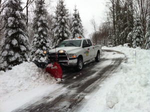 funny snow removal