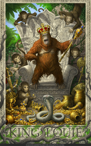 King Louie The Jungle Book Videos Video