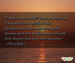Longhorns Quotes