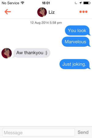 ... Genius Talks To Women On Tinder Using Only 'American Psycho' Quotes