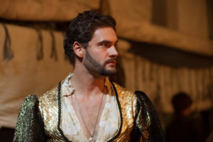 Still of Tom Bateman in Da Vinci's Demons (2013)