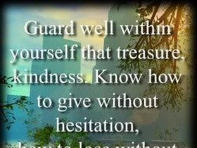 Kindness Quotes And Sayings...