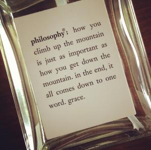 Philosophy Amazing Grace eau de toilette, de quotes zijn altijd ...