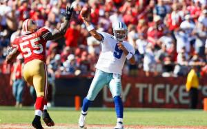 NFL Week 1 picks: Bengals over Ravens, Cowboys upset 49ers