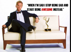 Barney Stinson's Unofficial Blog500