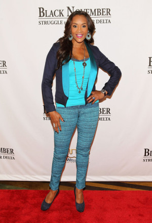Vivica A. Fox at Black November Screening In Washington DC 5/8