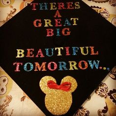 ... cap for ucf class of 2013 # ucf # disney # graduation more cap quotes