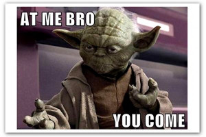 12 most insightful sayings from Yoda