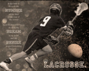 ... Athlete. $45.00, via Etsy. MereImageDesign shop #lacrosse #quotes #