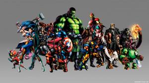 Marvel Super Heroes HD Wallpaper #6647