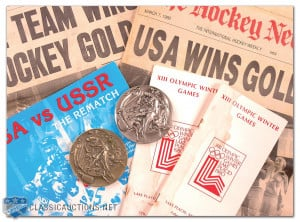 1980 Lake Placid Olympic Participation Medal Collection of 2, Plus ...