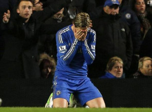 fernando torres crying miss baby
