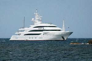 Amevi yacht