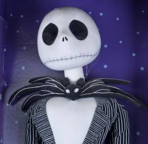 Details about Nightmare Before Christmas JACK SKELLINGTON 4' Limited ...