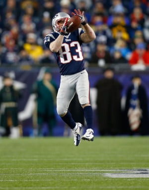 Wes Welker The New England