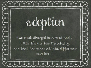 Adoption Day Quotes