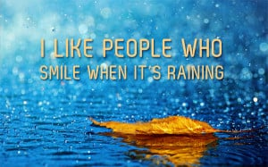 Funny Quotes On Rain Wallpapers: Rain Quotes Wallpaper Removable ...
