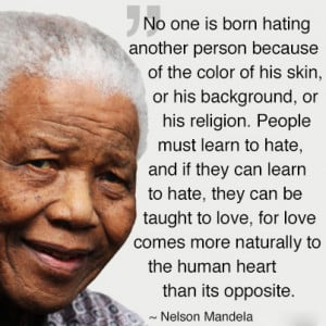 Meeting Mandela at the Intersection of Dignity and Equality