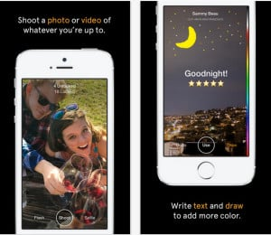 ... accidentally rolls out, then removes Snapchat competitor Slingshot