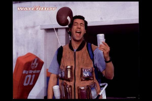 Funny Waterboy Quotes