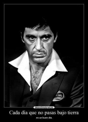 Al Pacino Scarface Tony Montana