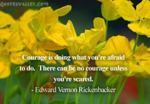 Brave Quotes And Sayings...