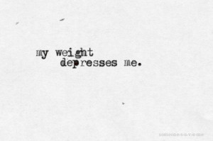 ... Personal fat self hate weight anorexia bulimia ednos ed self hatred
