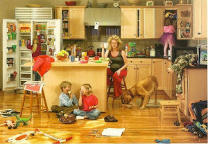 """THE PHRASE """"WORKING MOTHER"""" IS REDUNDANT."""" – Unknown"""