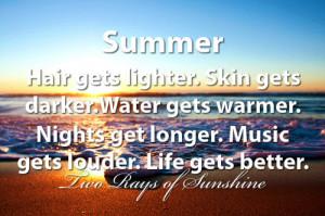Tumblr Summer Beach Quotes
