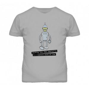 Futurama Bender Immortality Quote