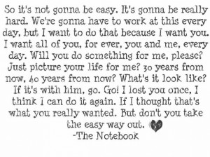 love, me, quote, romance, summer, the notebook, you