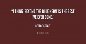 george strait song quotes