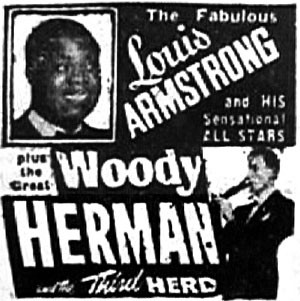 The Fabulous Louis Armstrong plus the Great Woody Herman