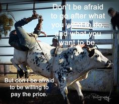 Quotes #bullriding More