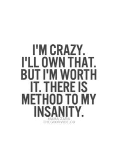 Im A Crazy Girl Quotes Crazy girlfriend quotes,