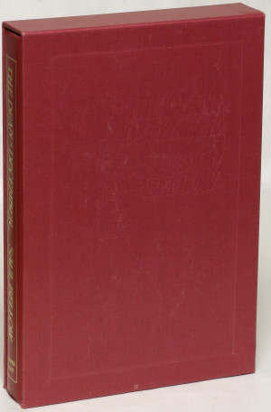 Description: 312 pages. Limited edition of specially bound first ...