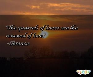 Quarrels Quotes