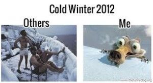 Cold Weather Funny